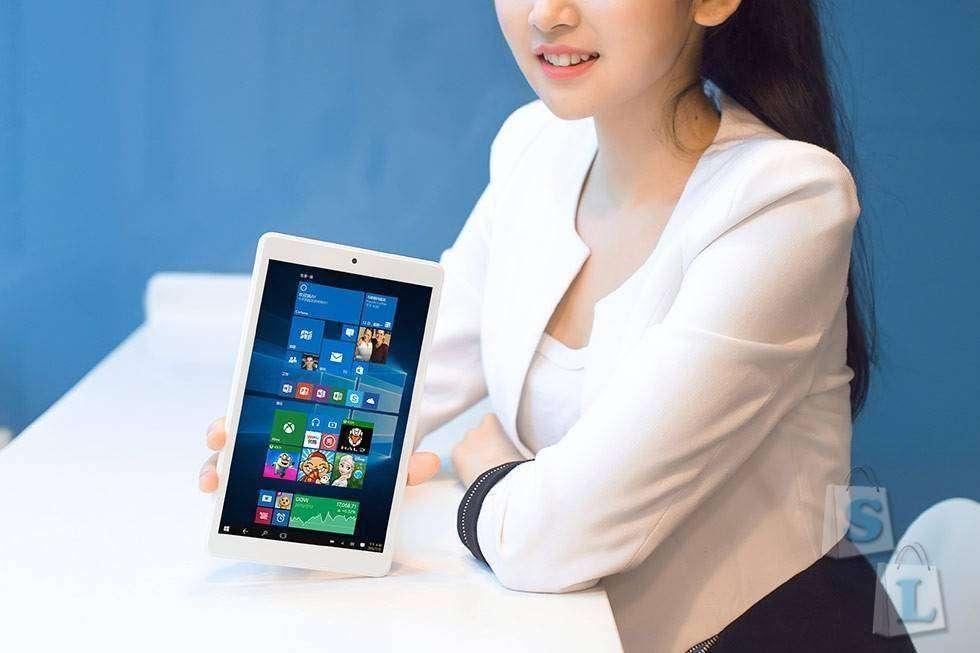 Shopper: Компактная и мощная Windows таблетка - Teclast X80 Pro