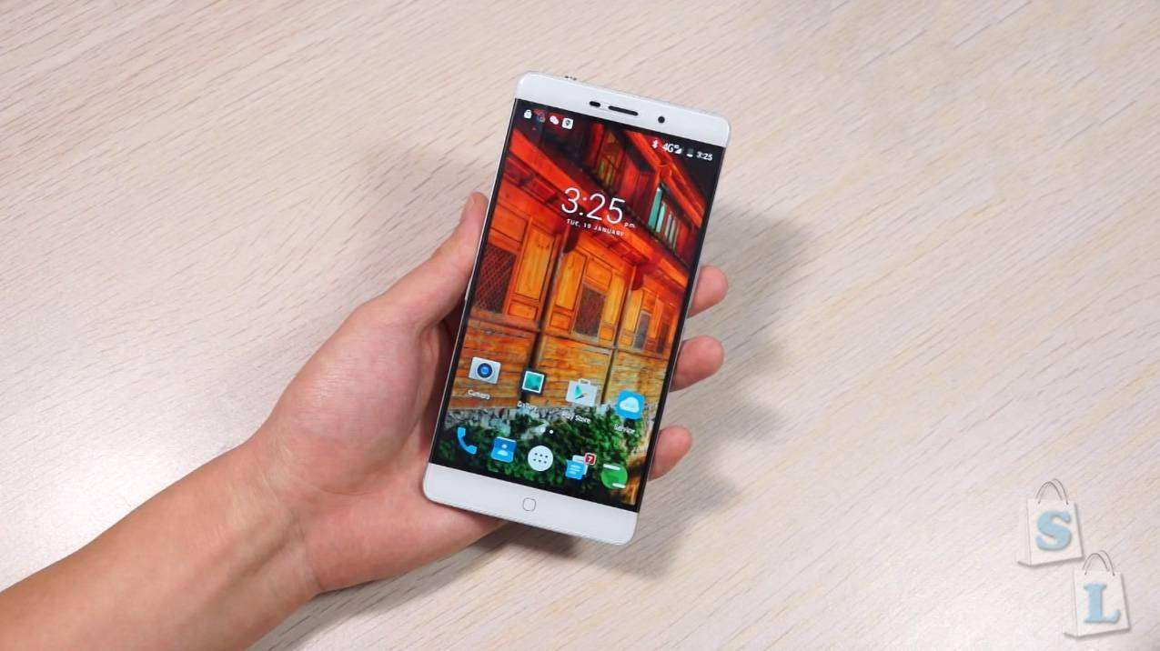 Блог им. ShopperNews: Elephone P9000 - красота и мощь на Android 6.0