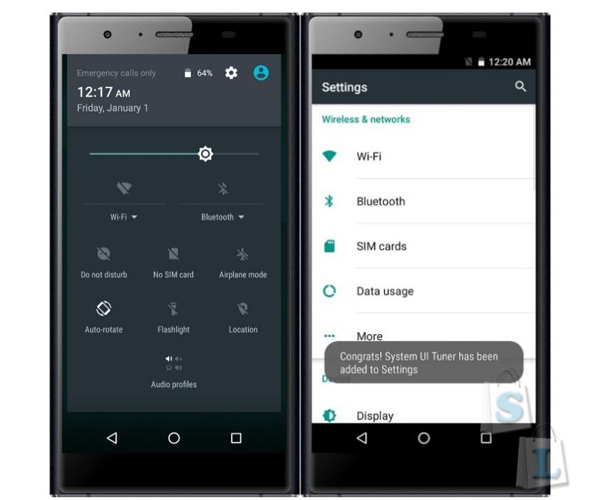 Shopper: Doogee Y300 высокая производительность в сочетании с Android 6.0 ОС