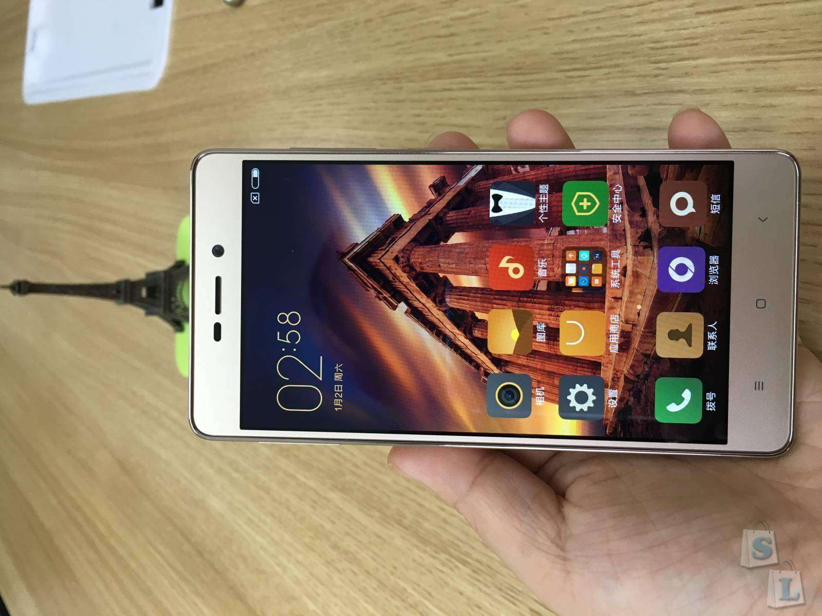 Shopper: Работа над ошибками - XiaoMi Redmi 3 Pro