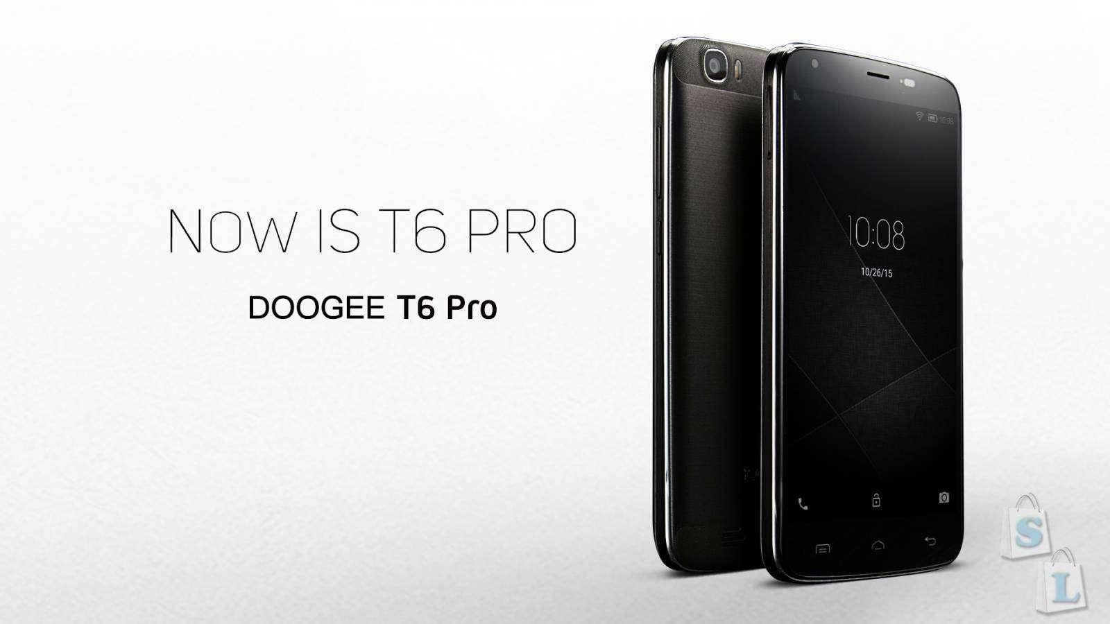 Shopper: Небольшой обзор новинки DOOGEE T6 Pro - смартфон c аккумулятором 6250mAh
