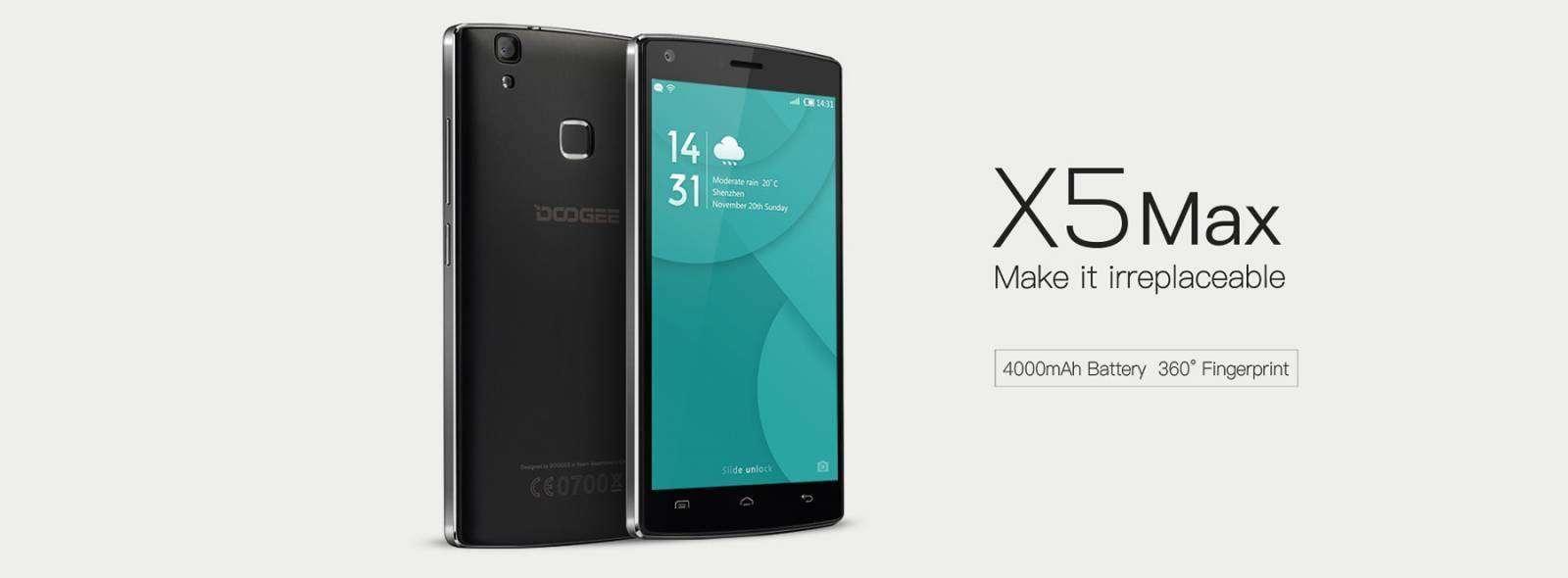 Shopper: Реинкарнации Doogge X5 и X5 Pro - X5 Max и X5 Max Pro