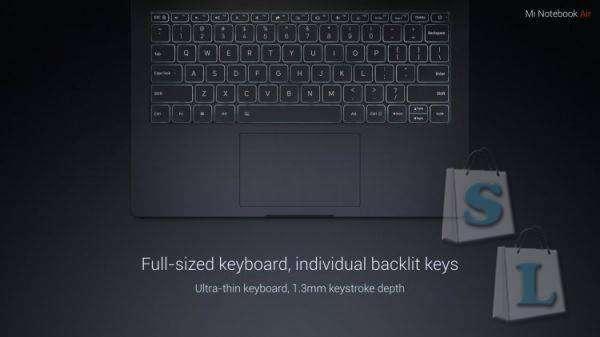 Shopper: Компания Xiaomi официально представила свой первый ноутбук — Mi Notebook Air