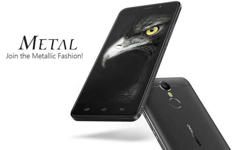 Shopper: Ulefone Metal - орел в доспехах