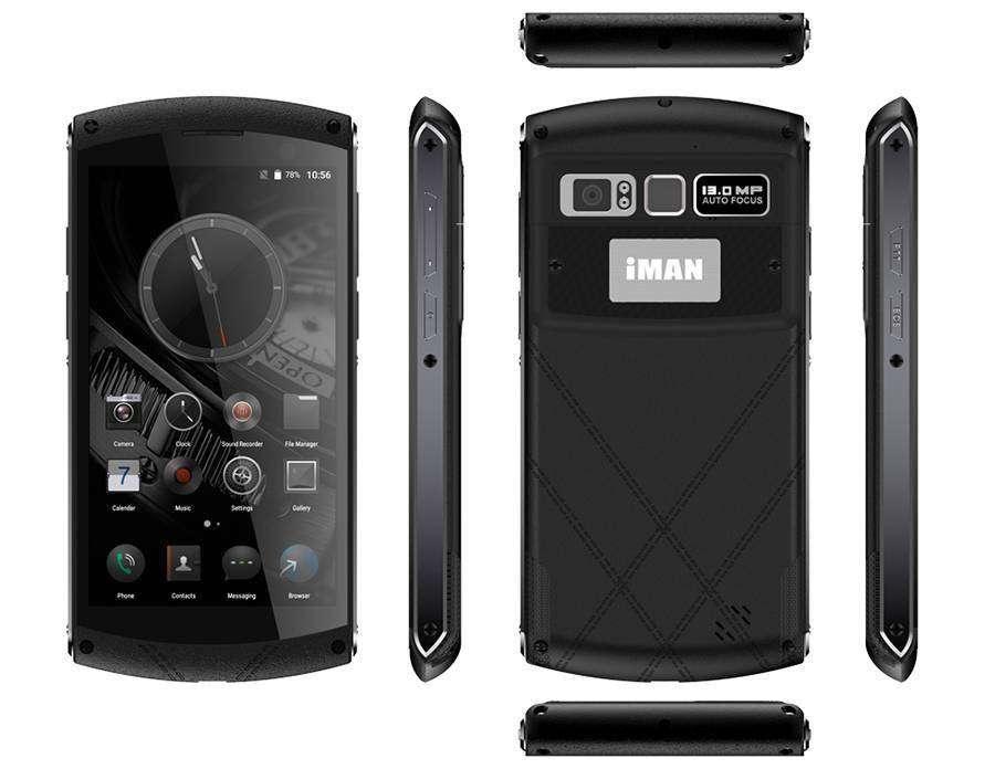 Shopper: iMan Victor - телефон-мужик по имени Витя