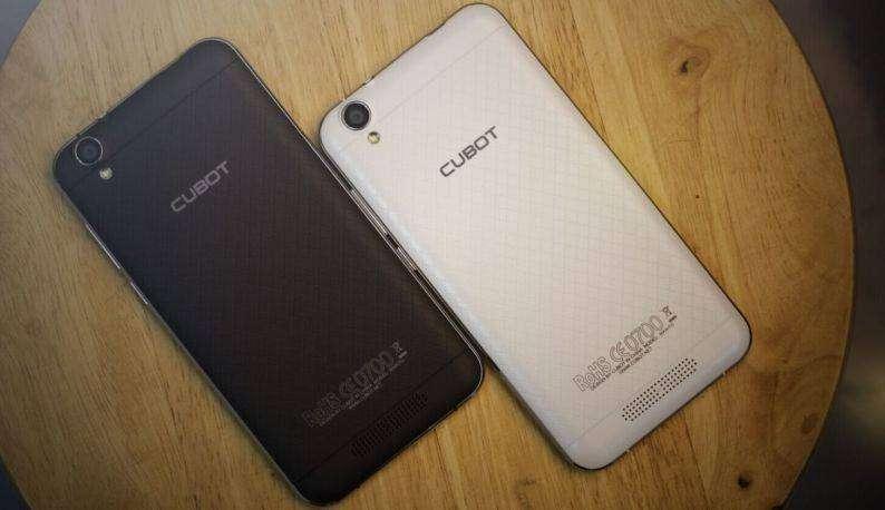 Shopper: Cubot Manito - бюджетник на MTK6737 и с 3 GB ОЗУ