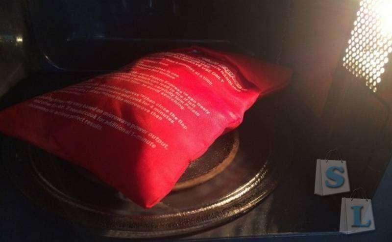 Aliexpress: Мешочек для запекания картошки