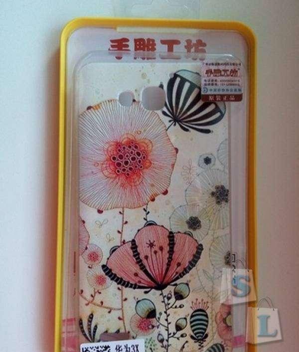 Aliexpress: Бампер на Huawei Honor g750