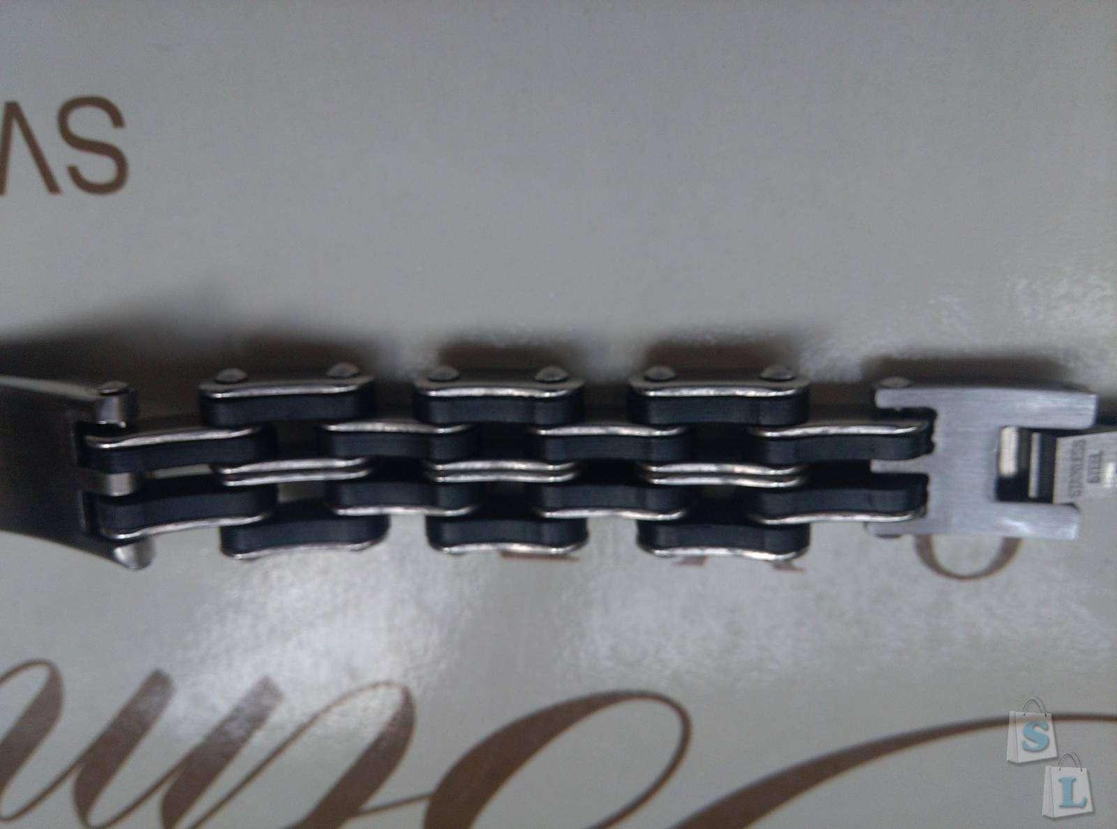 Aliexpress: Не плохой мужской браслет