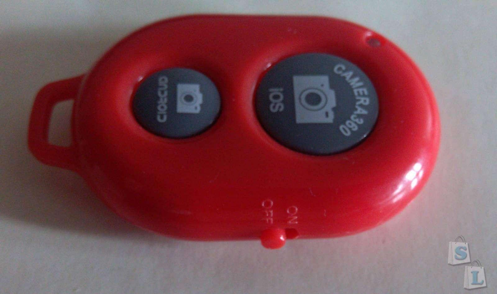 Aliexpress: Кнопка для селфи