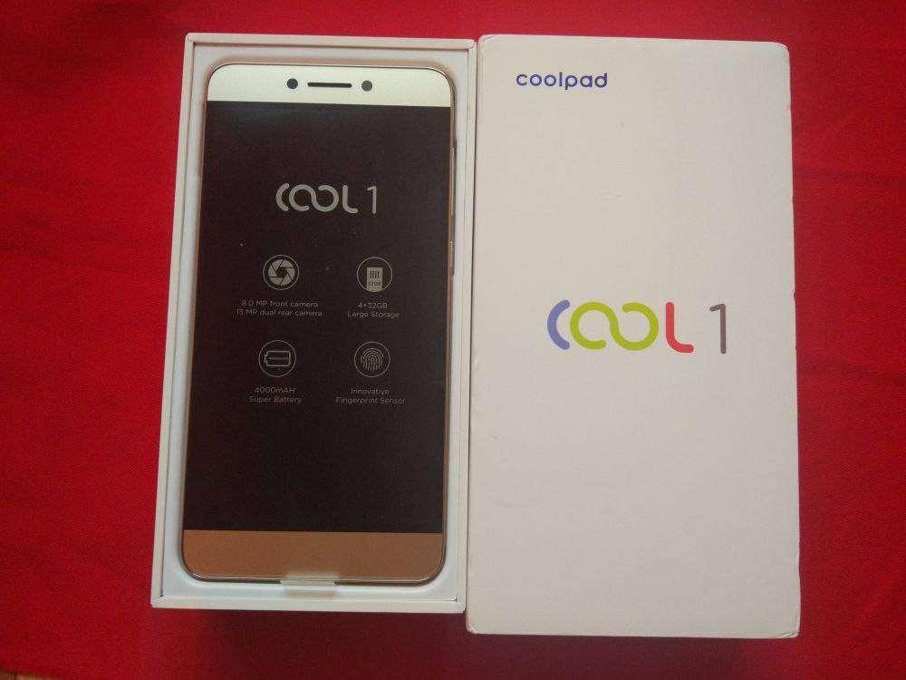 Другие - Китай: Смартфон Coolpad Cool 1 - не новинка, но на  Snapdragon 652 с 3/32GB, 4000 mAh и с корнями LeEco