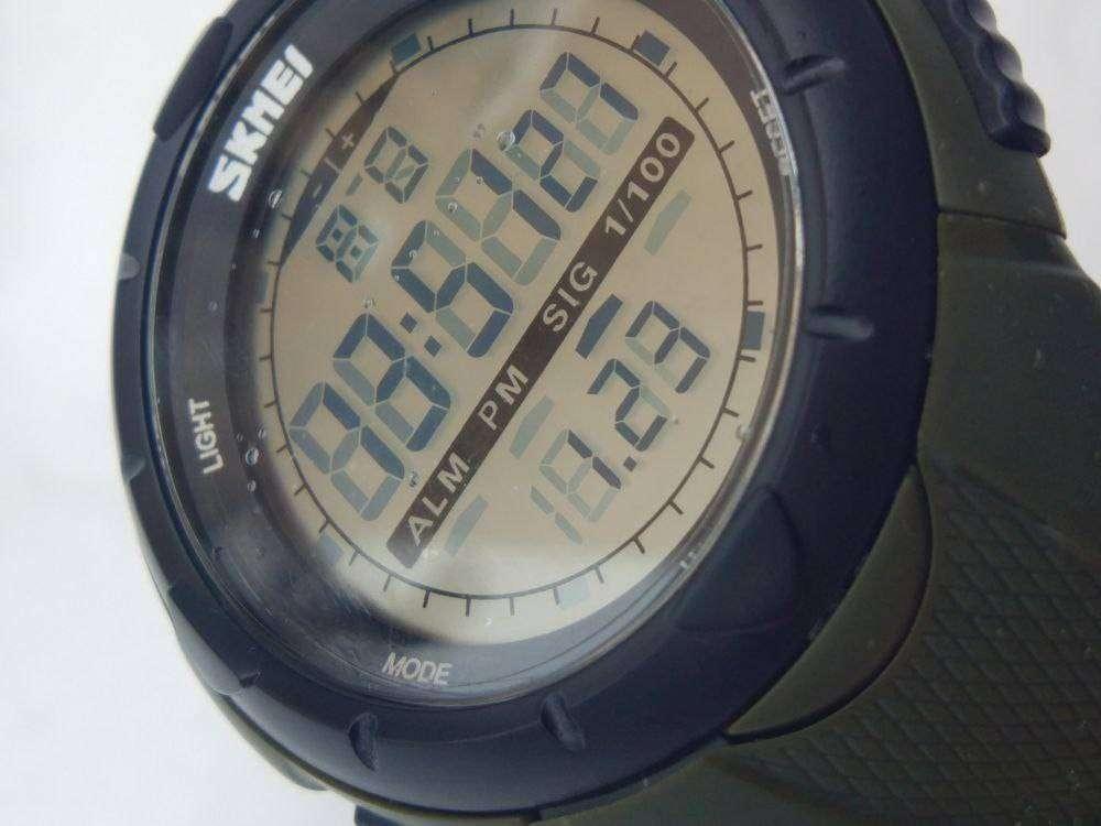 TaoBao: Очень прочные китайские часы Skmei из Taobao
