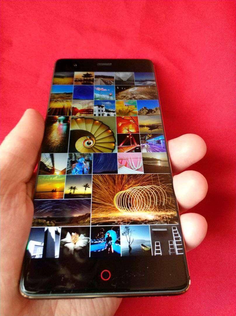Geekbuying: Смартфон ZTE Nubia Z17 Lite - сбалансированный стиляга