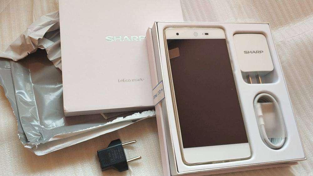 Другие - Китай: Смартфон SHARP Z2 - флагман 2016 года за 100$ и старые песни о главном