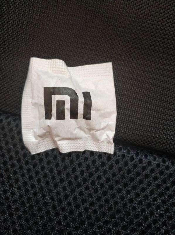 Другие: Приличный городской рюкзак от Xiaomi (с отсеком для ноутбука 15,6')