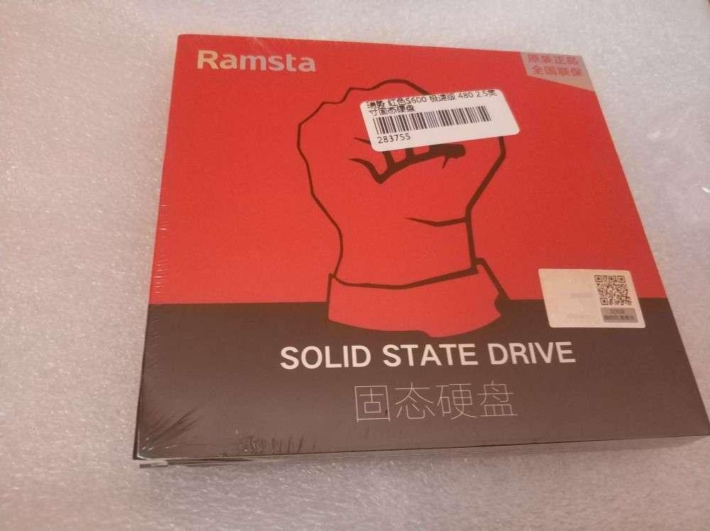 Geekbuying: Обзор SSD Ramsta S600 480GB или наконец то места хватит!