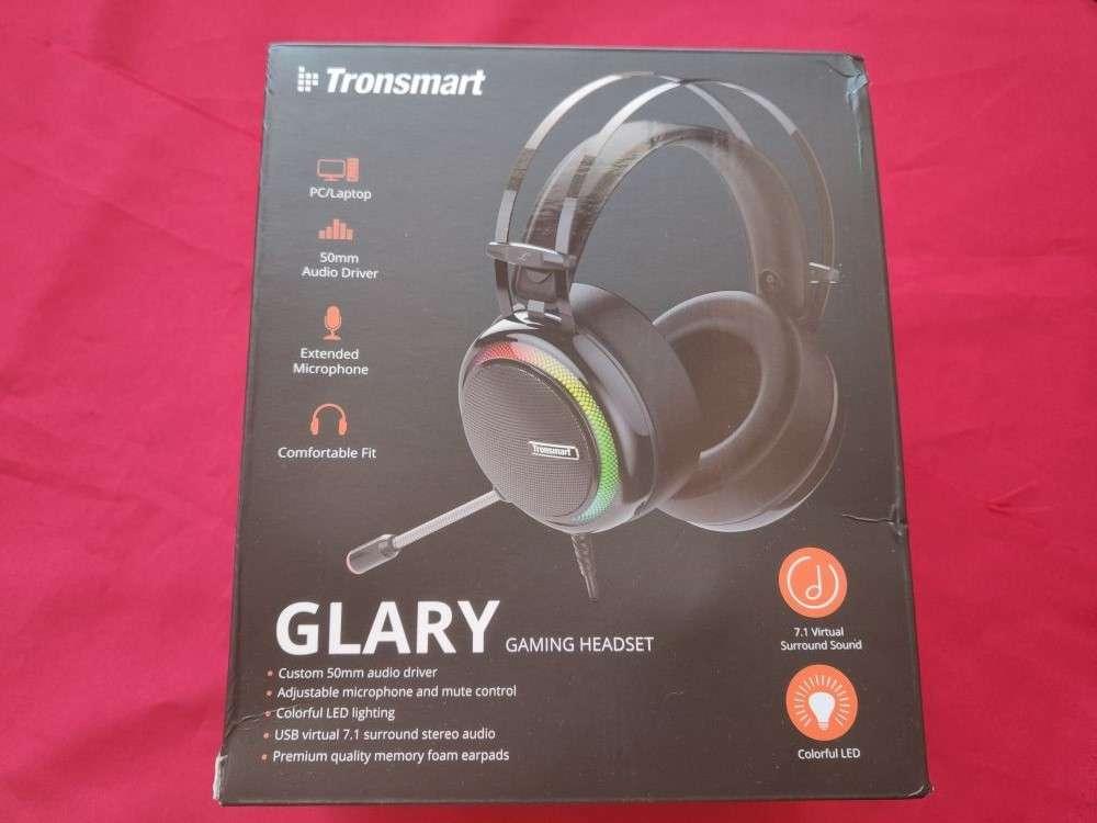 Aliexpress: Tronsmart Glary - недорогая геймерская гарнитура