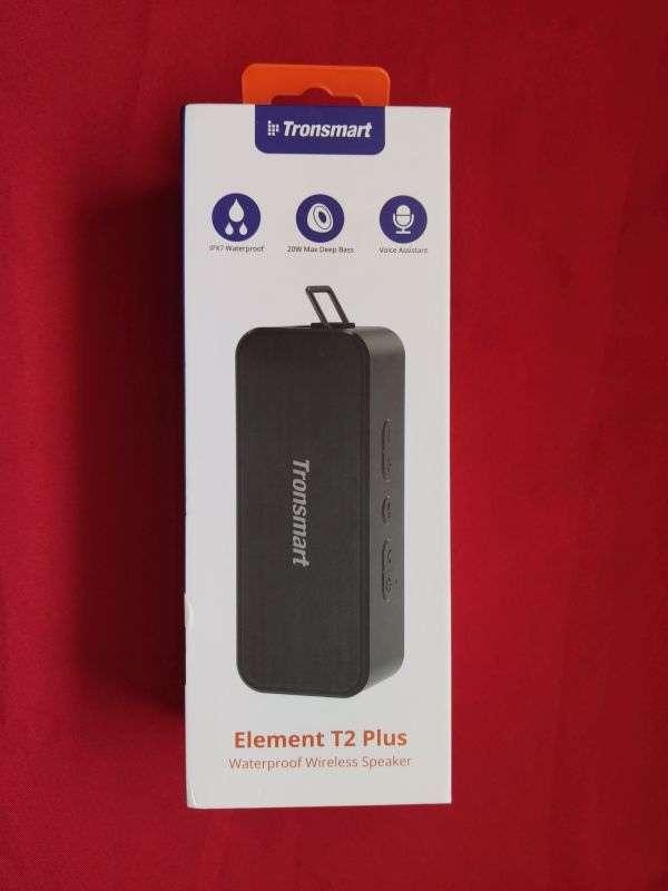 Aliexpress: Беспроводная колонка Tronsmart T2 Plus - меньше, дешевле и хуже?