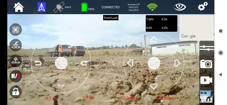 Другие - Китай: Wltoys XK X1 GPS – недорогой RTF дрон с FPV и Wi-Fi