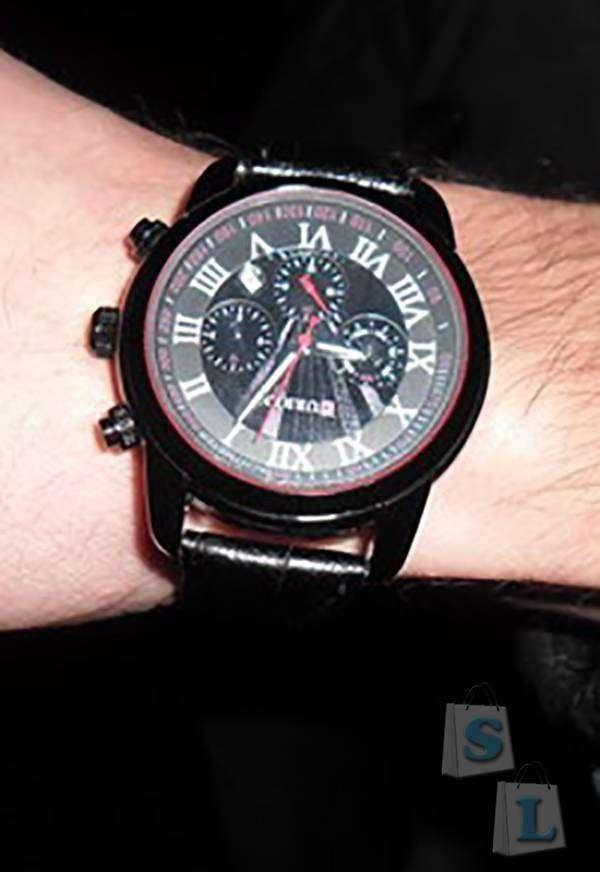 TinyDeal: CURREN мужские кварцевые наручные часы
