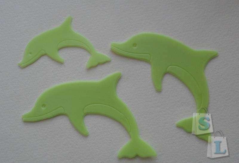 TinyDeal: Дельфины которые должны светится в темноте