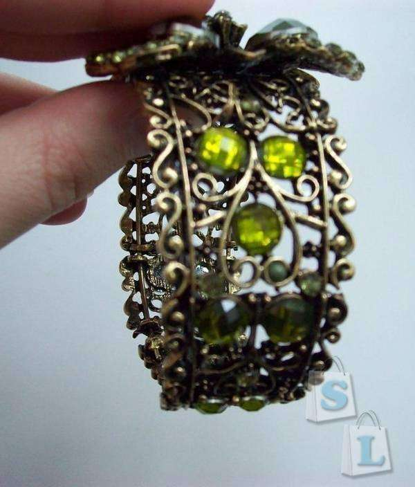 DealExtreme: Яркий браслет
