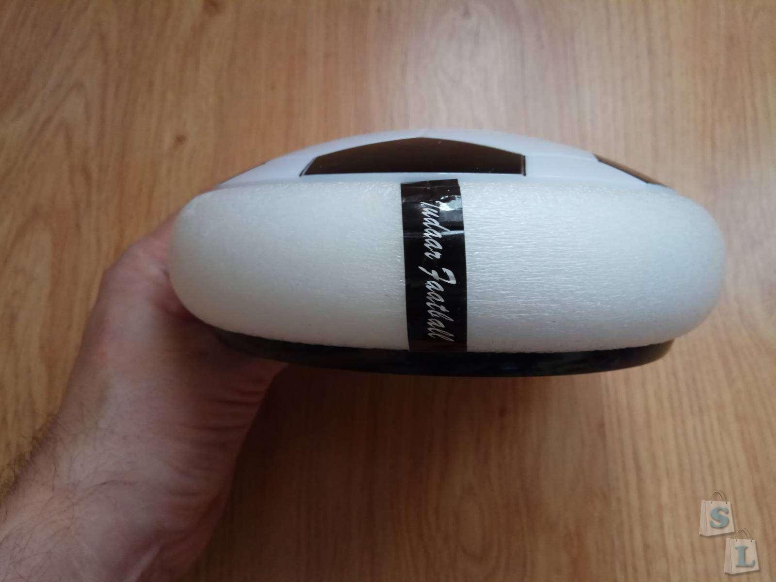 Другие - Китай: 'Мяч'  на воздушной подушке или гоняем в футбол дома