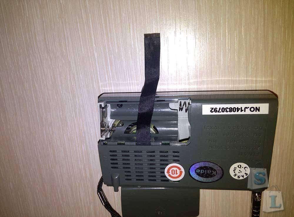 BuyinCoins: Mini Portable AM FM Pocket Broadcasting Radio