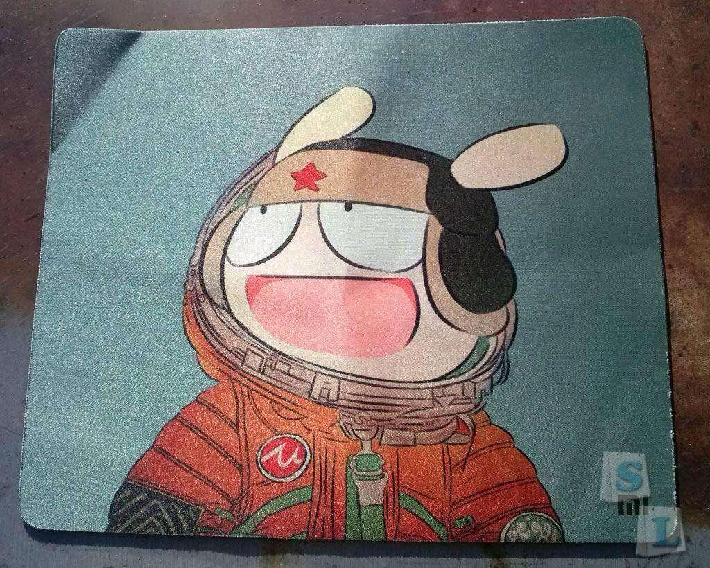 GearBest: О том, как кролик под мышкой оказался. Коврик XiaoMi MiTu Rabbit