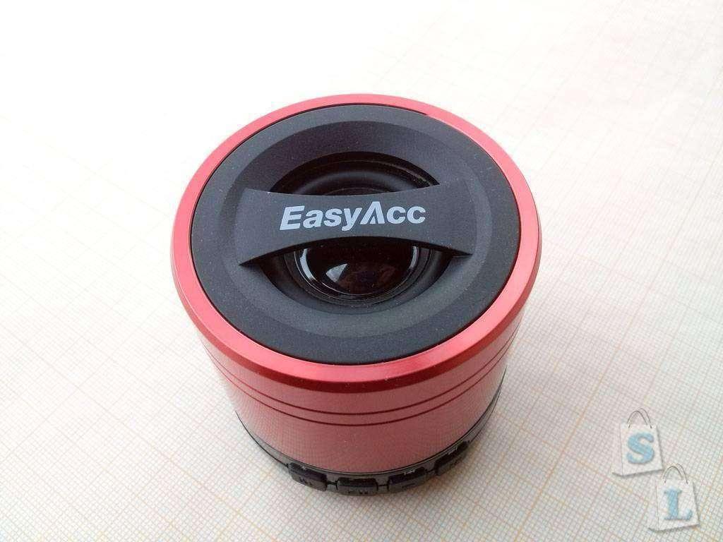 Geekbuying: Колонка Мини-пушка EasyAcc