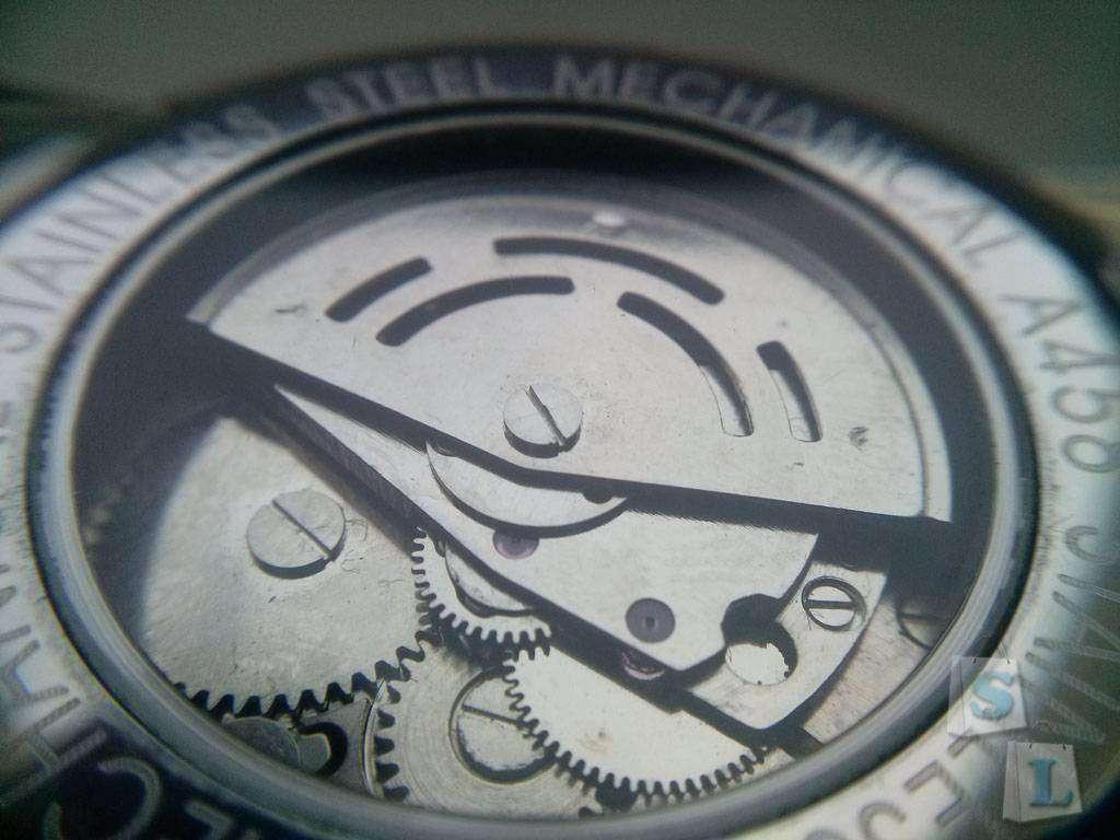 Aliexpress: Ничего лишнего - механические часы Winner