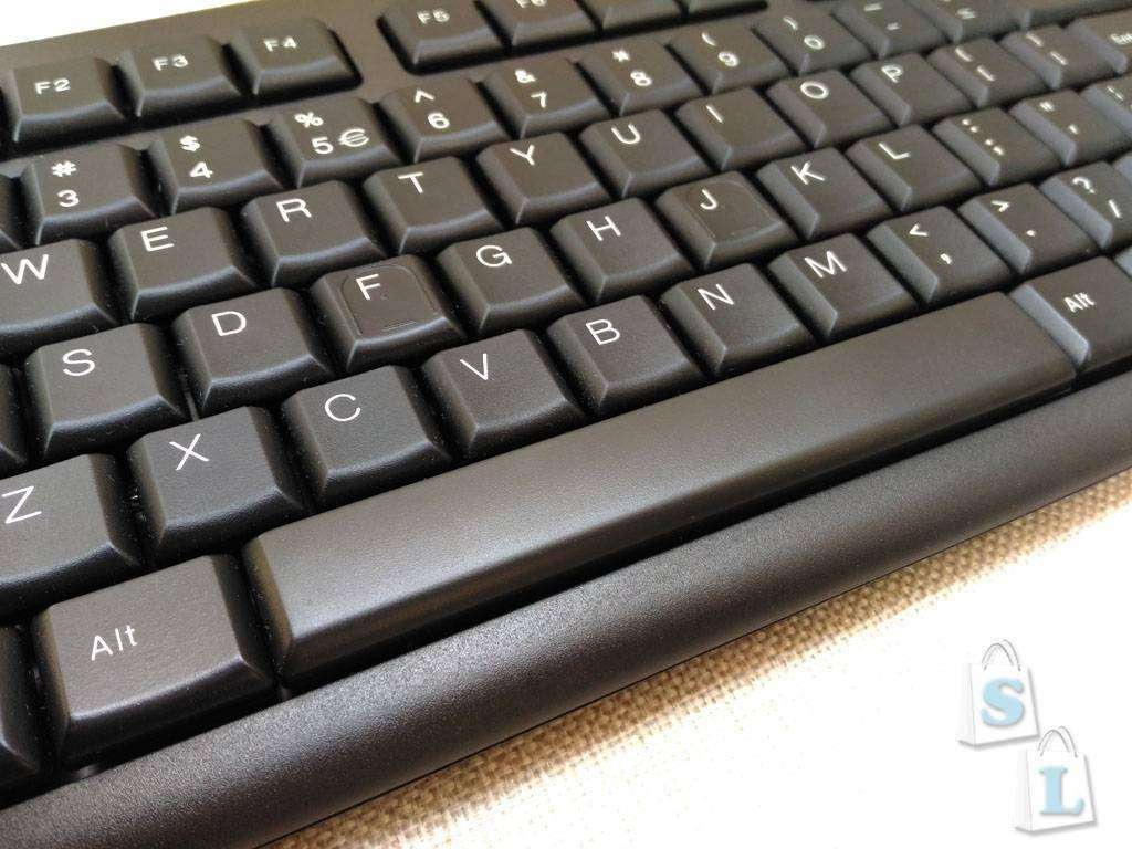 Banggood: A4 Tech WKM -1000. Комплект клавиатура +мышь из Китая
