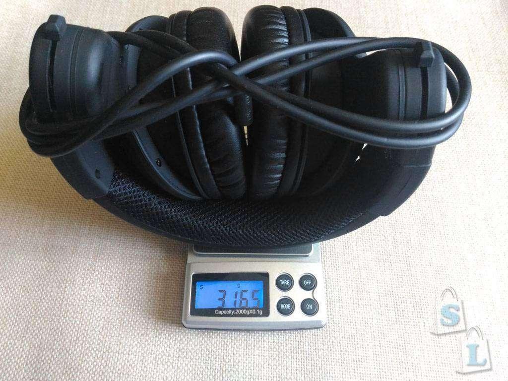 TomTop: Takstar HD6000 – очень комфортные наушники