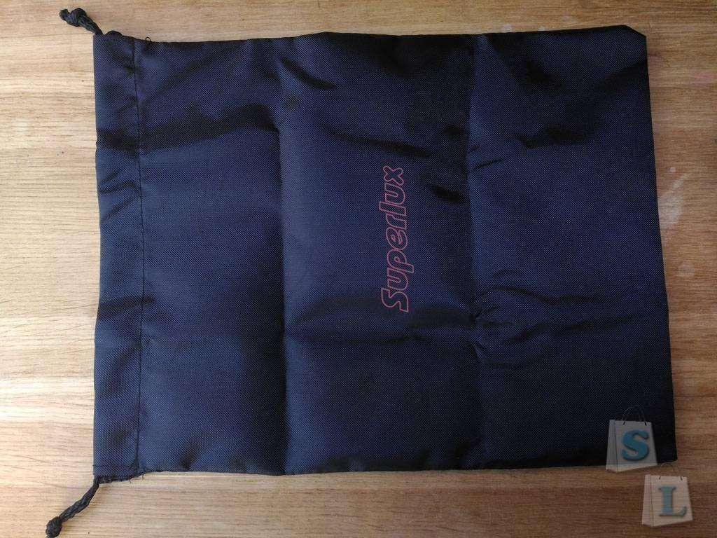 Banggood: Бюджетные наушники Superlux HD681B