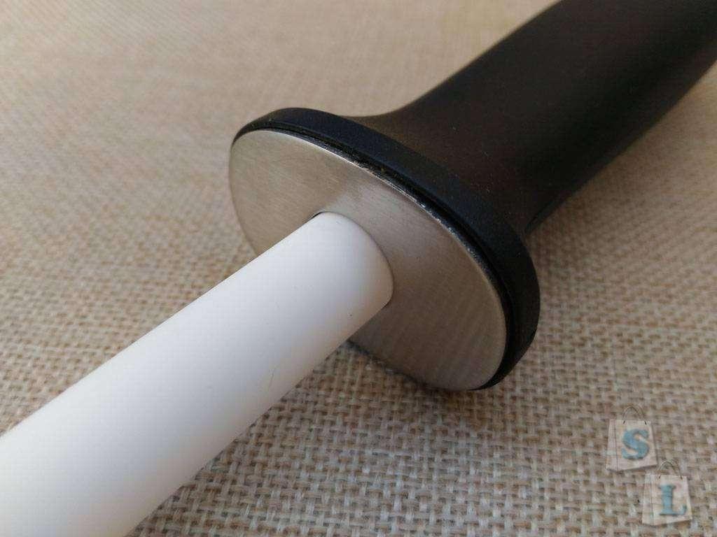 TomTop: Керамические мусаты Taidea. Тестирование, разборка, доводка, самостоятельное изготовление