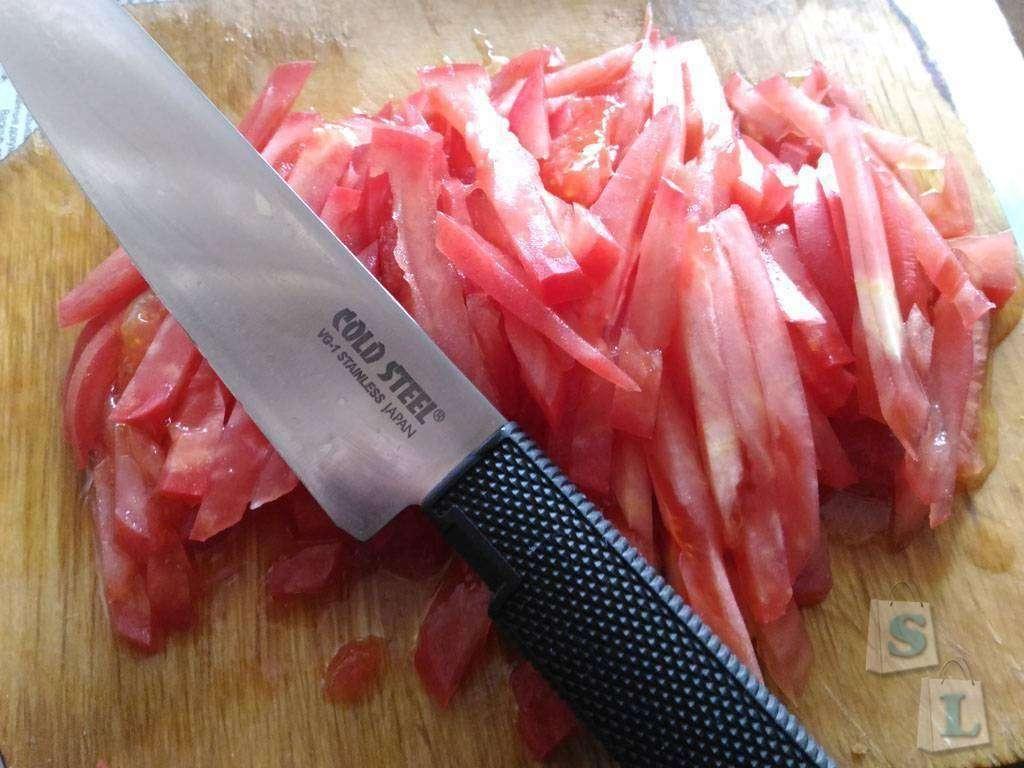Ebay: Cold Steel K-7. Кухонный нож из Японии