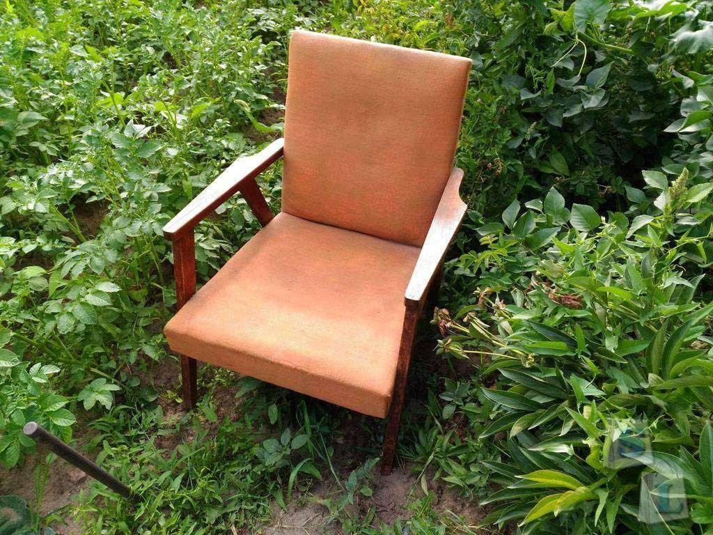 TVC-Mall: Небольшое покрывало для кресла в деревенском стиле