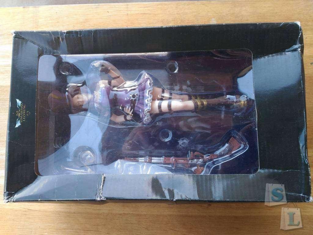 GearBest: Фигурка Caitlyn, The Sheriff of Piltover из игры League of Legends