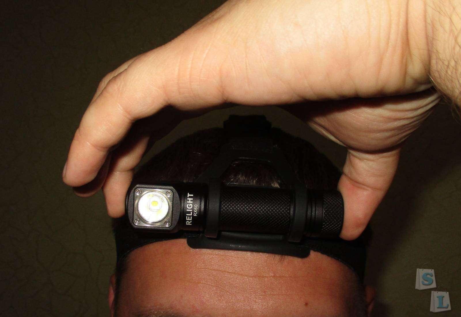 Другие - Россия: Обзор налобного фонаря Relight RX60 NW