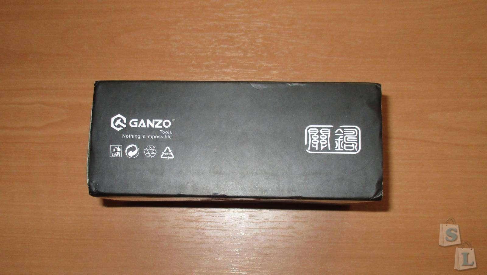 GearBest: Мультитул Ganzo G302-H. Хромированное продолжение серии G302.
