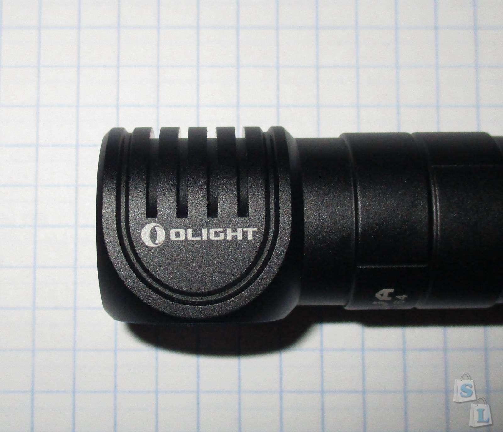 Другие - Россия: Налобный фонарь Olight H1 Nova