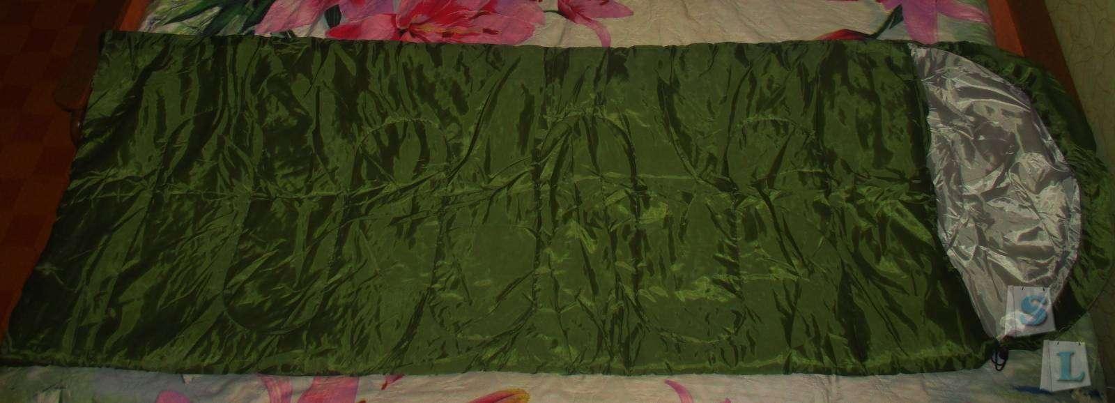 GearBest: Спальный мешок-одеяло