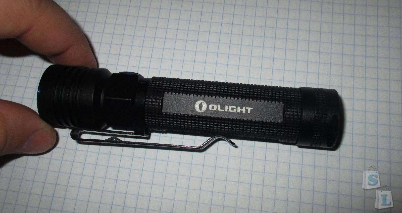 Другие - Россия: Фонарь Olight S30R Baton III