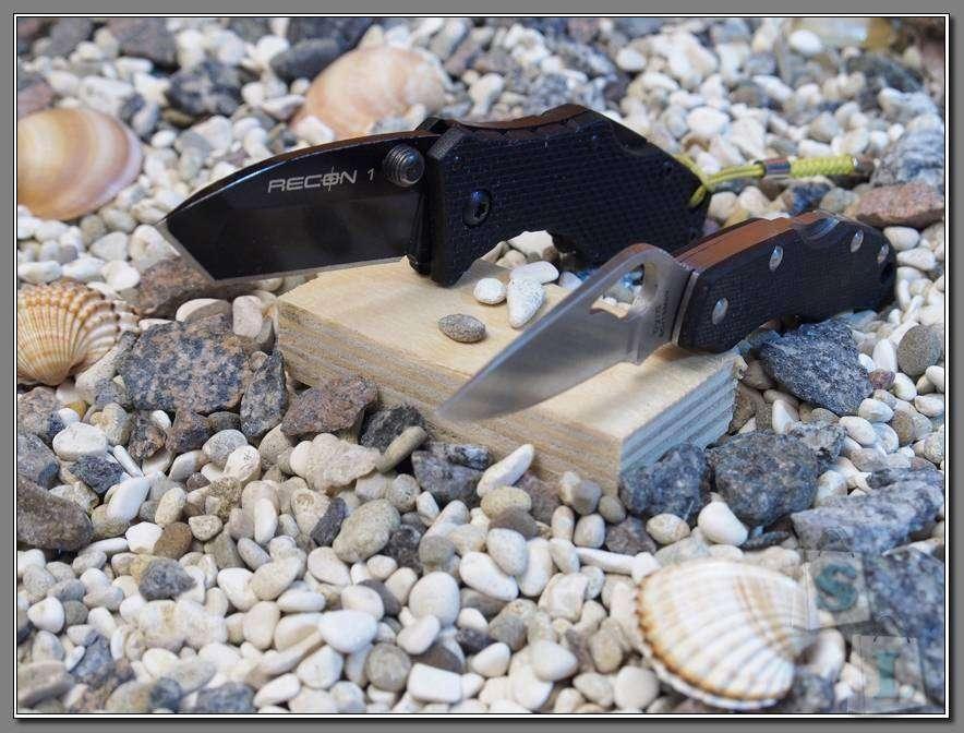 Ebay: Обзор двух карманных ножей: Micro Recon 1 Tanto и Byrd Finch2