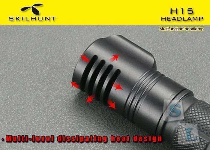 Другие - Китай: Младший брат народного Скилханта H02 - налобный фонарик Skilhunt H15