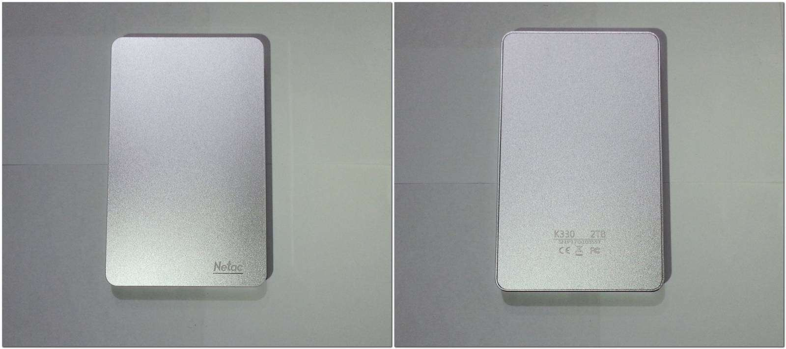 GearBest: Опять Нетак – еще и компактный внешний 2Тб винчестер Netac K330