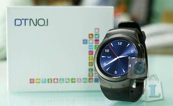 GearBest: No.1 G3 умные часы с хорошим функционалом