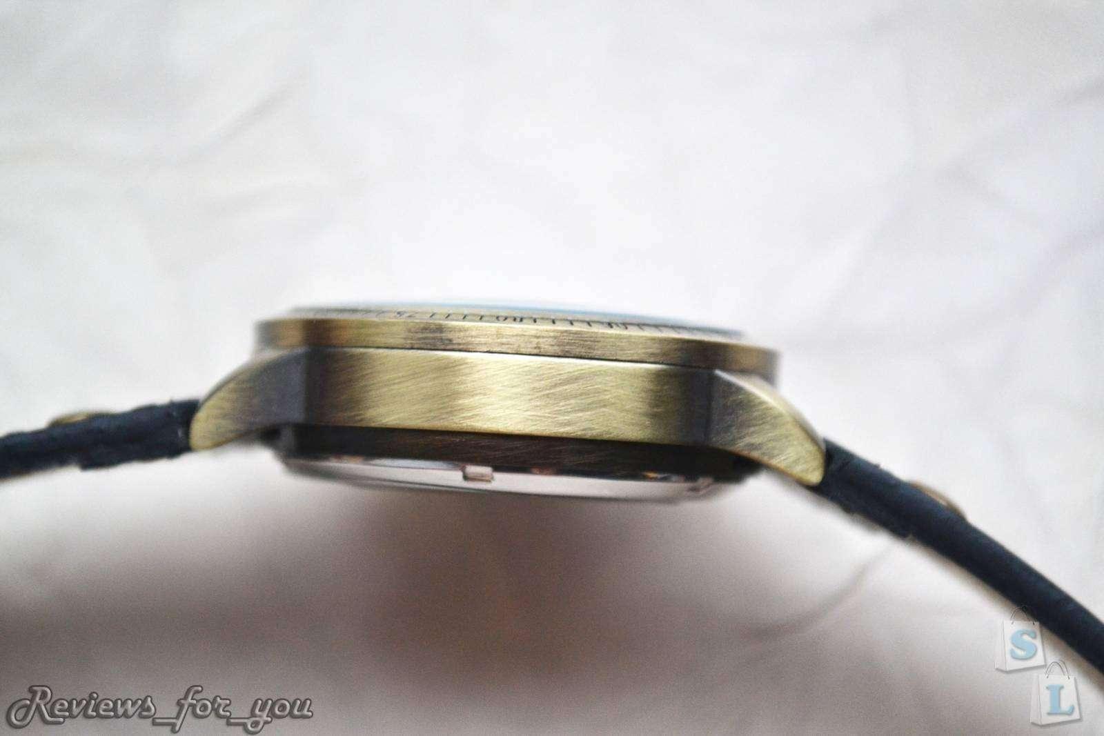 ChinaBuye: Механические мужские часы - скелетоны SHENHUA