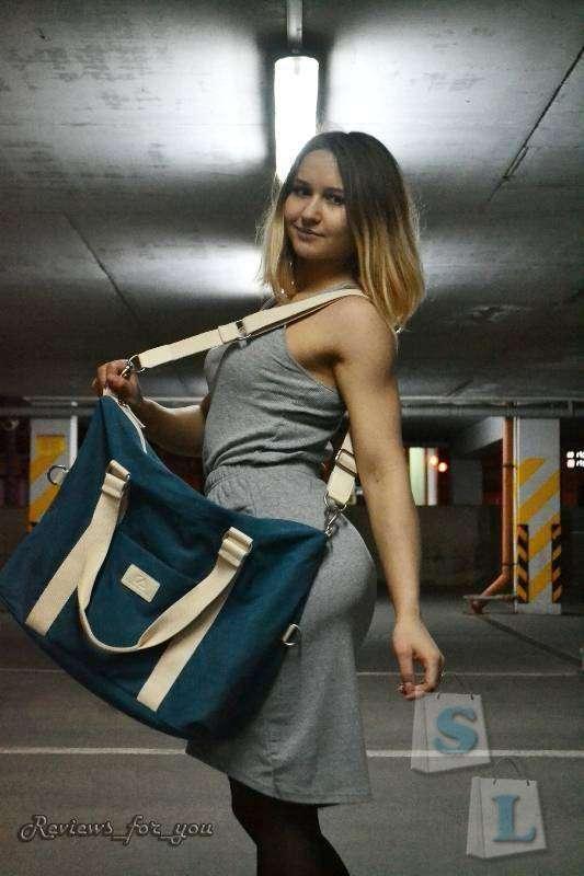 Banggood: Женская вместительная сумка