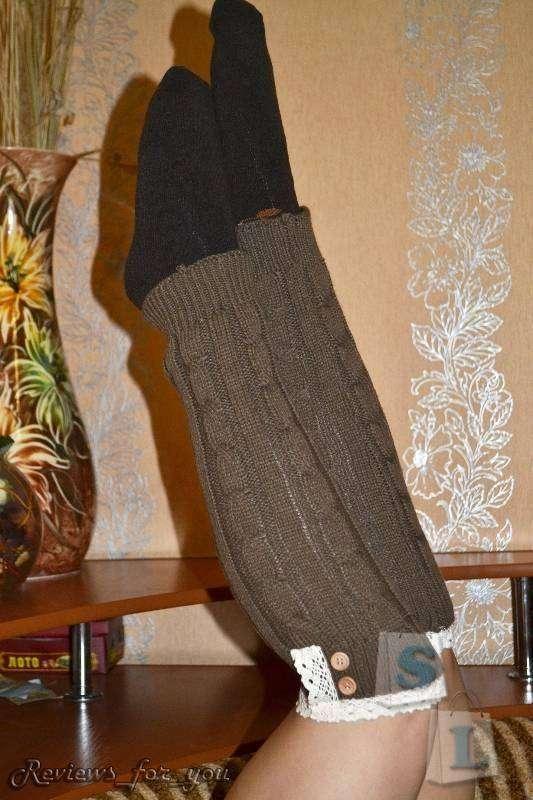 ChinaBuye: 'Держите ножки в теплоте', или 'Обзор женских гетров'